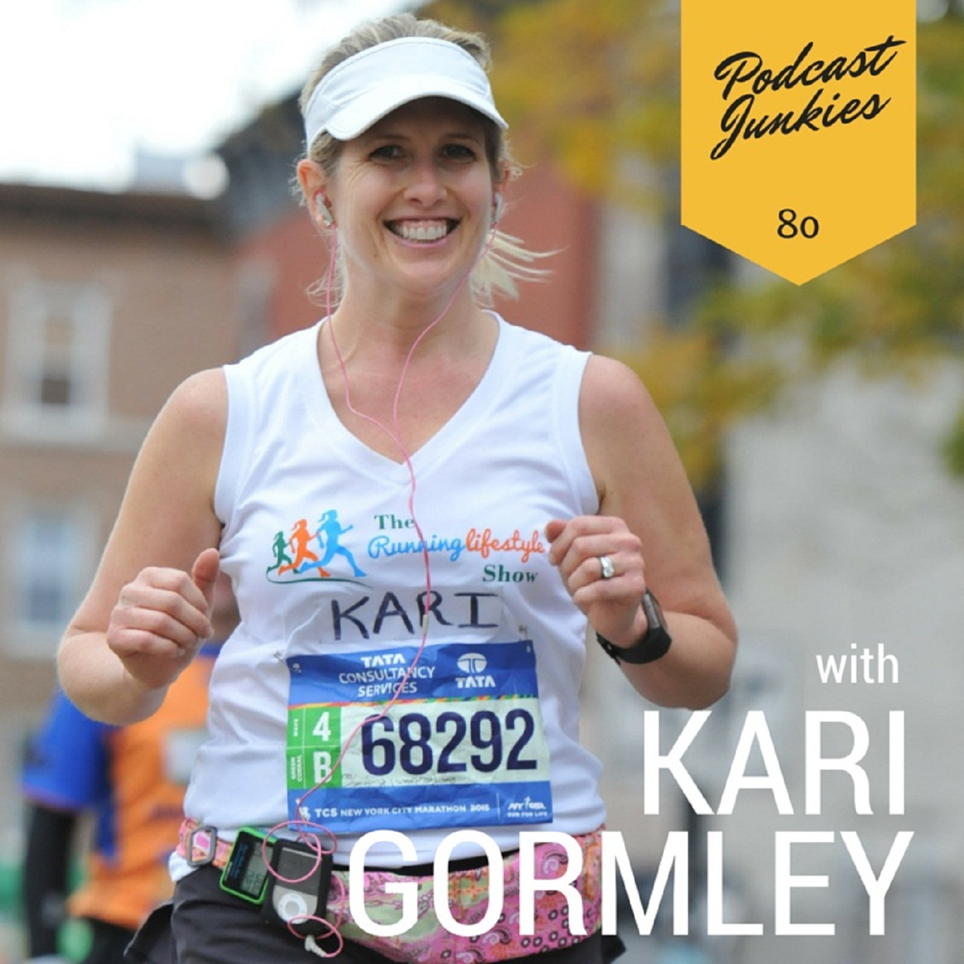 080 Kari Gormley | The Mind, Body, and Spirit