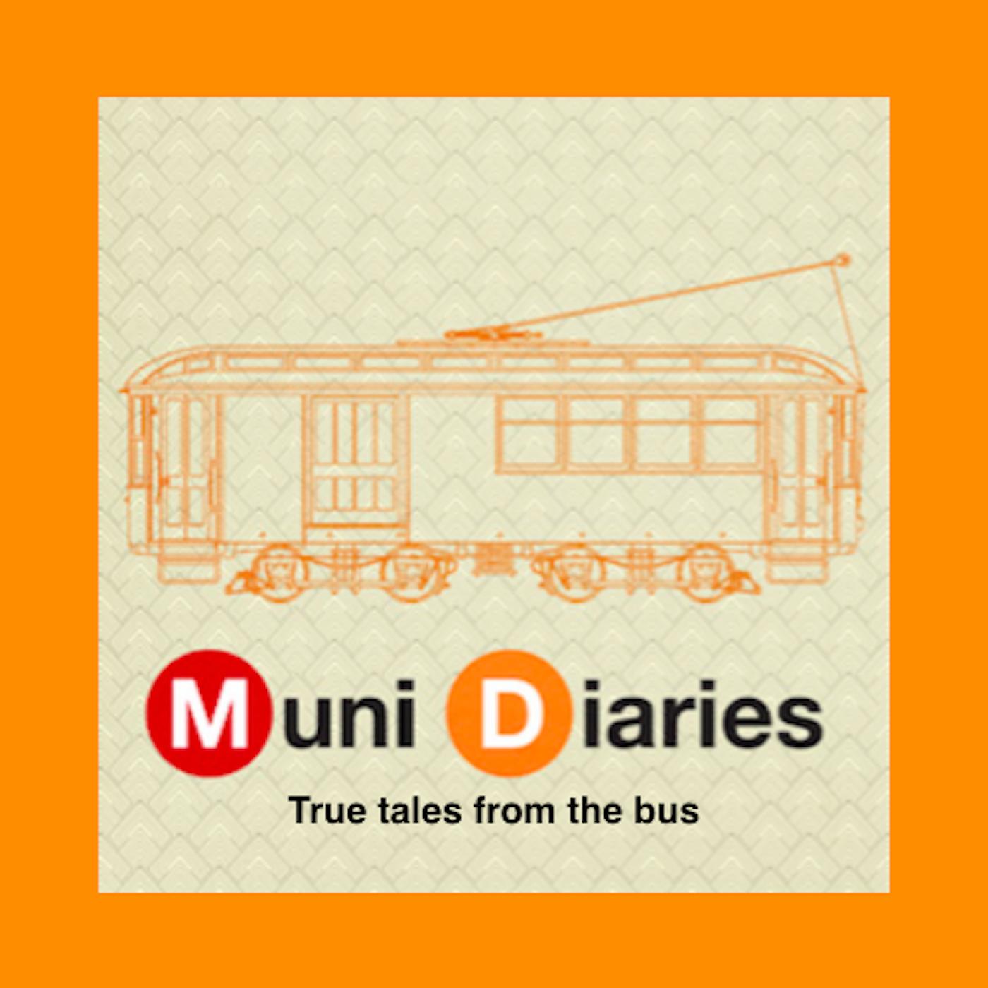 Muni Diaries show art