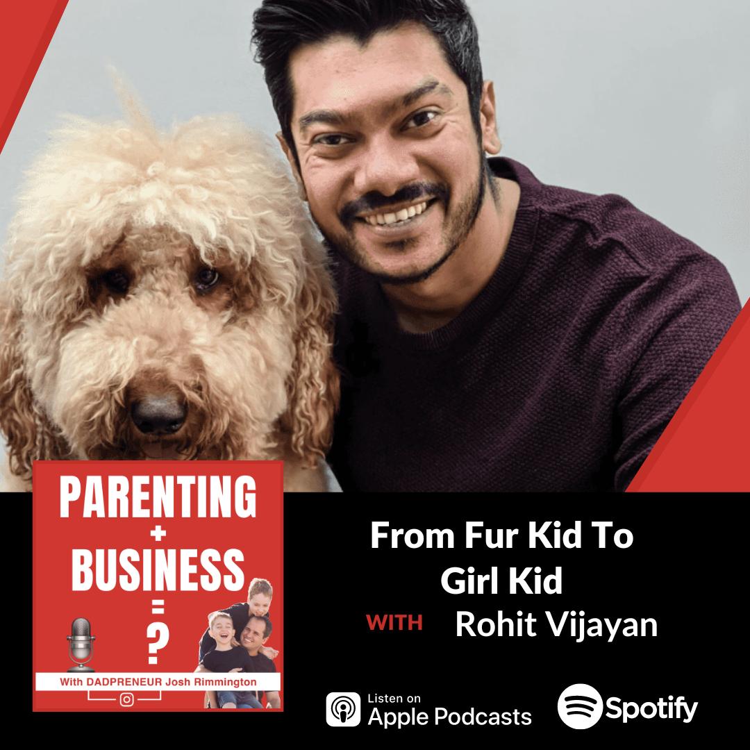 Parenting & Personal Branding show art