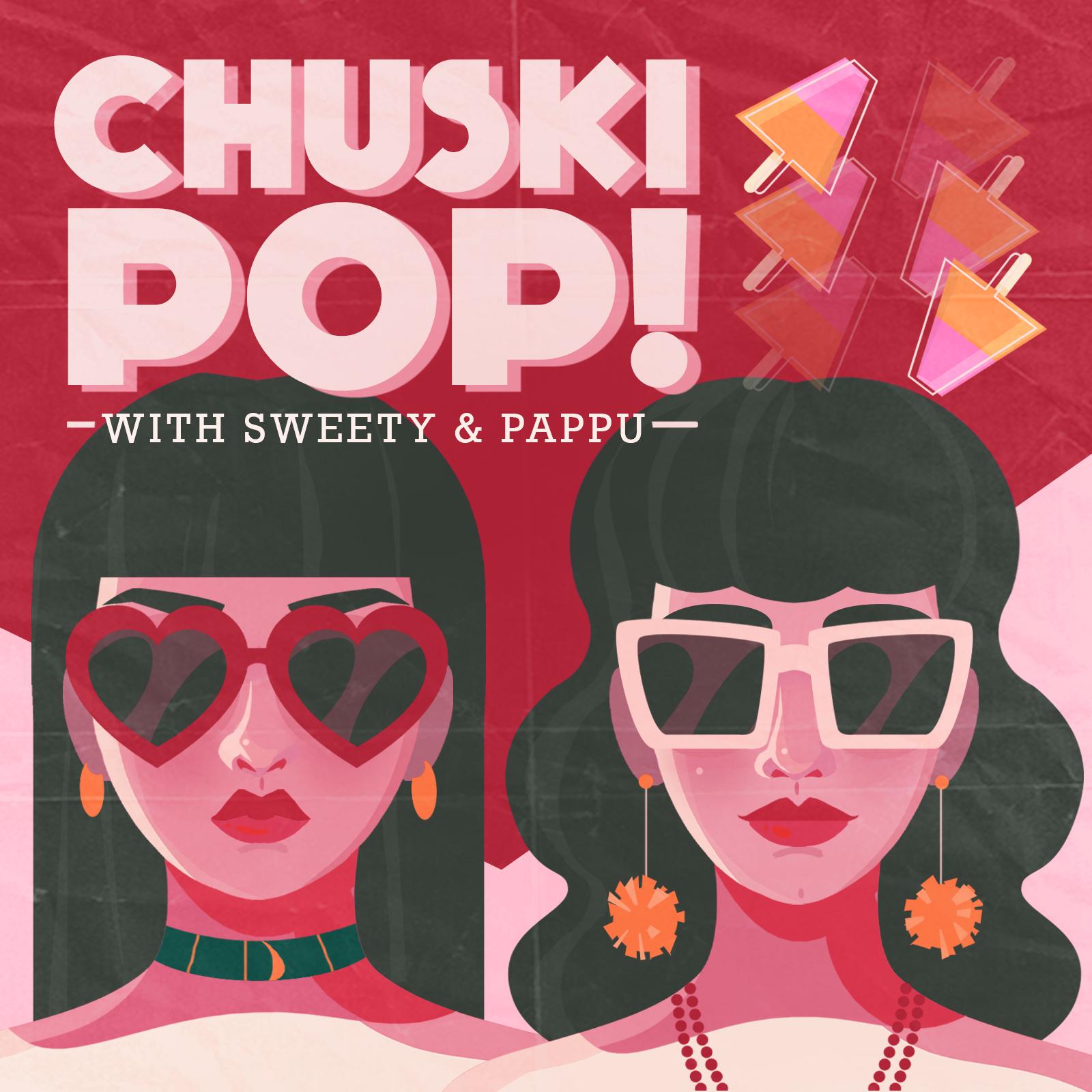 Chuski Pop show art