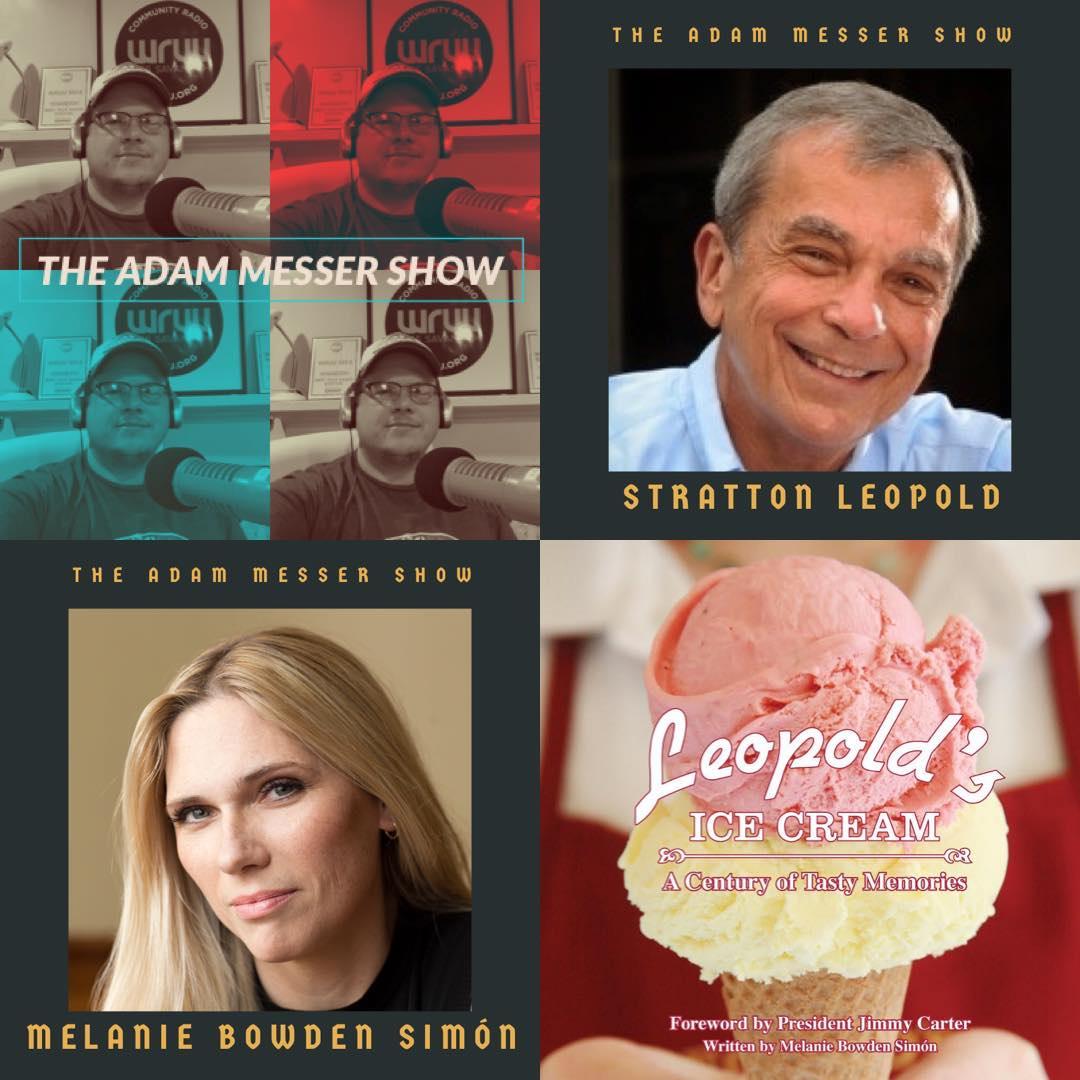 #71 - Stratton Leopold and Melanie Bowden Simón show art