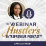 Artwork for WHE 043: Meet Shauntelle: From Stuck and Tech Overwhelm to Hosting Her First Webinar
