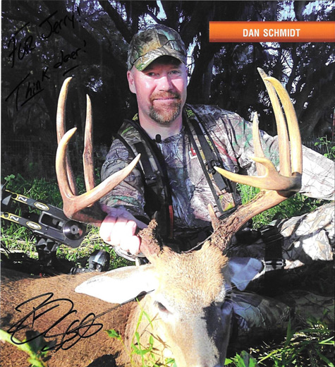 Daniel Schmidt Editor of Deer and Deer Hunting HFJ No. 121