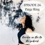 Artwork for Episode 26 - Interview with Paige Ring