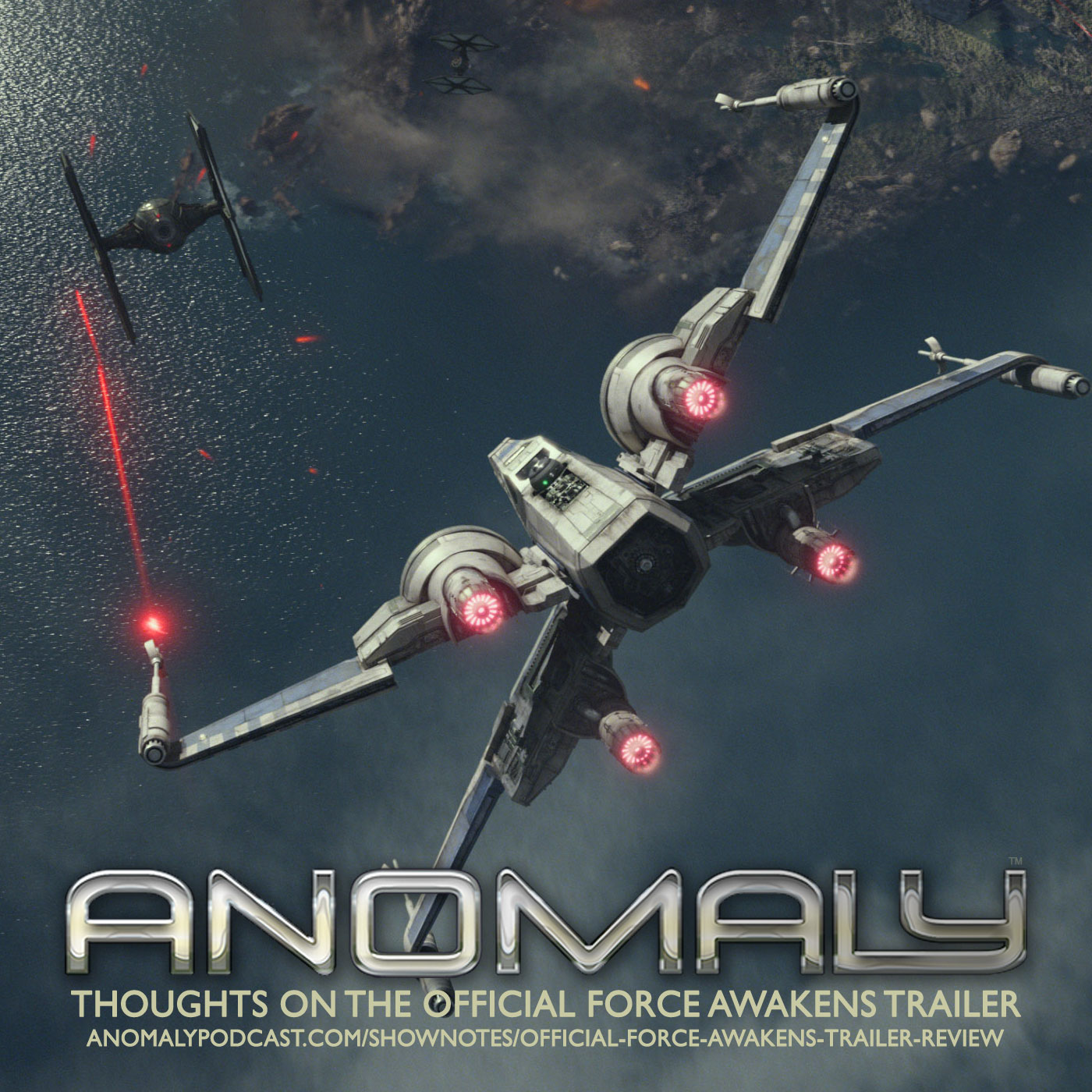 Anomaly | It's Get'n Real: The Force Awakens Official Trailer