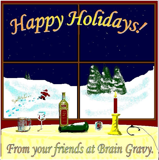 Brain Gravy 2.0 - Episode 5 Holiday Beers