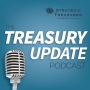 Artwork for #55 - Examining Data – Seismic Shifts in Corporate Treasury Series (Strategic Treasurer)