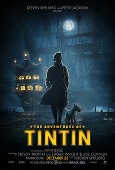 #129; Tintin (Movies Sean Never Seen)