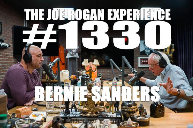 #1330 - Bernie Sanders