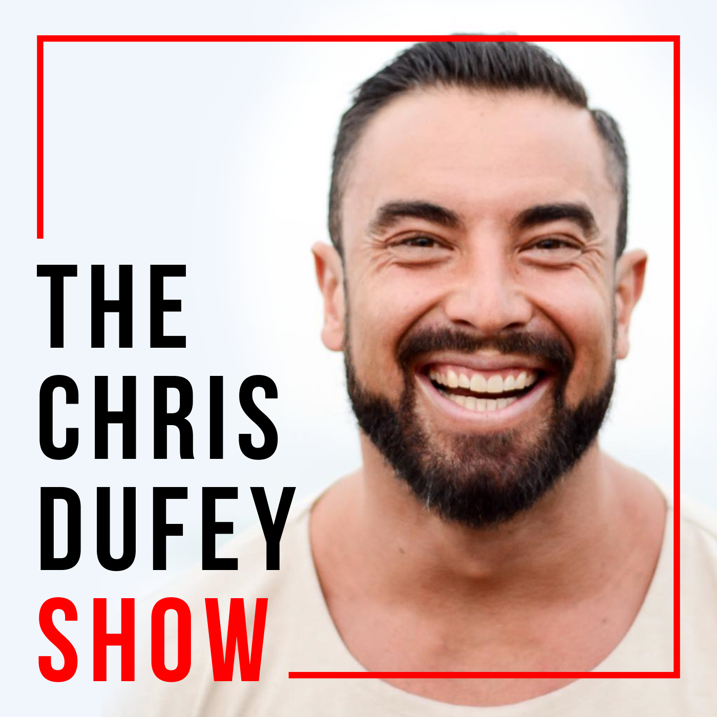 The Chris Dufey Show show art