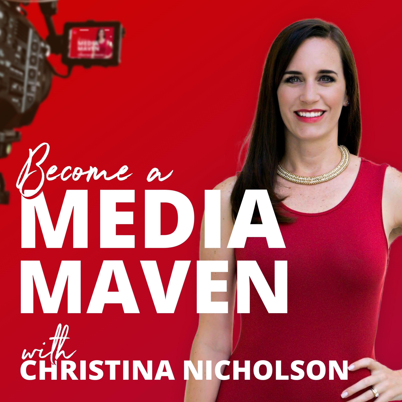 Become a Media Maven show art
