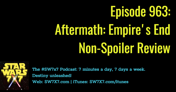 963: Aftermath: Empire's End Non-Spoiler Review