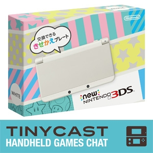 TinyCast 042 - A New Stereoscopic 3D Spectacular
