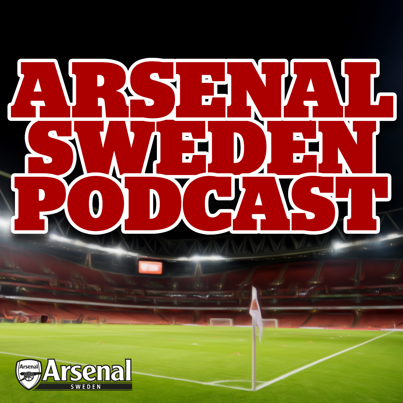 Arsenal Sweden Podcast