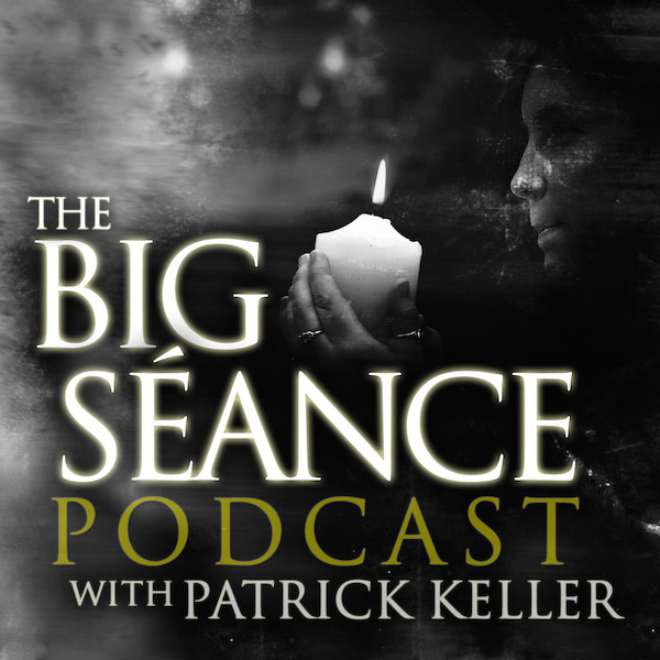 Artwork for A Wonderful Afterlife with Kristy Robinett - The Big Séance Podcast: My Paranormal World #45