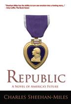 Republic: A Novel of America's Future logo