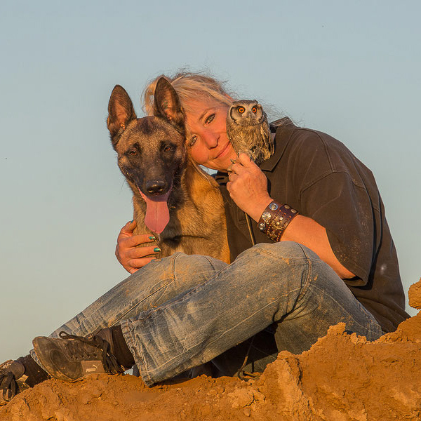 Traumberuf Tierfotograf – Tanja Brandt im Podcast