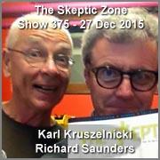 The Skeptic Zone #375 - 27.Dec.2015