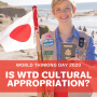 Artwork for WTD 2020: Is World Thinking Day Cultural Appropriation? Why are so many council events canceled this year?