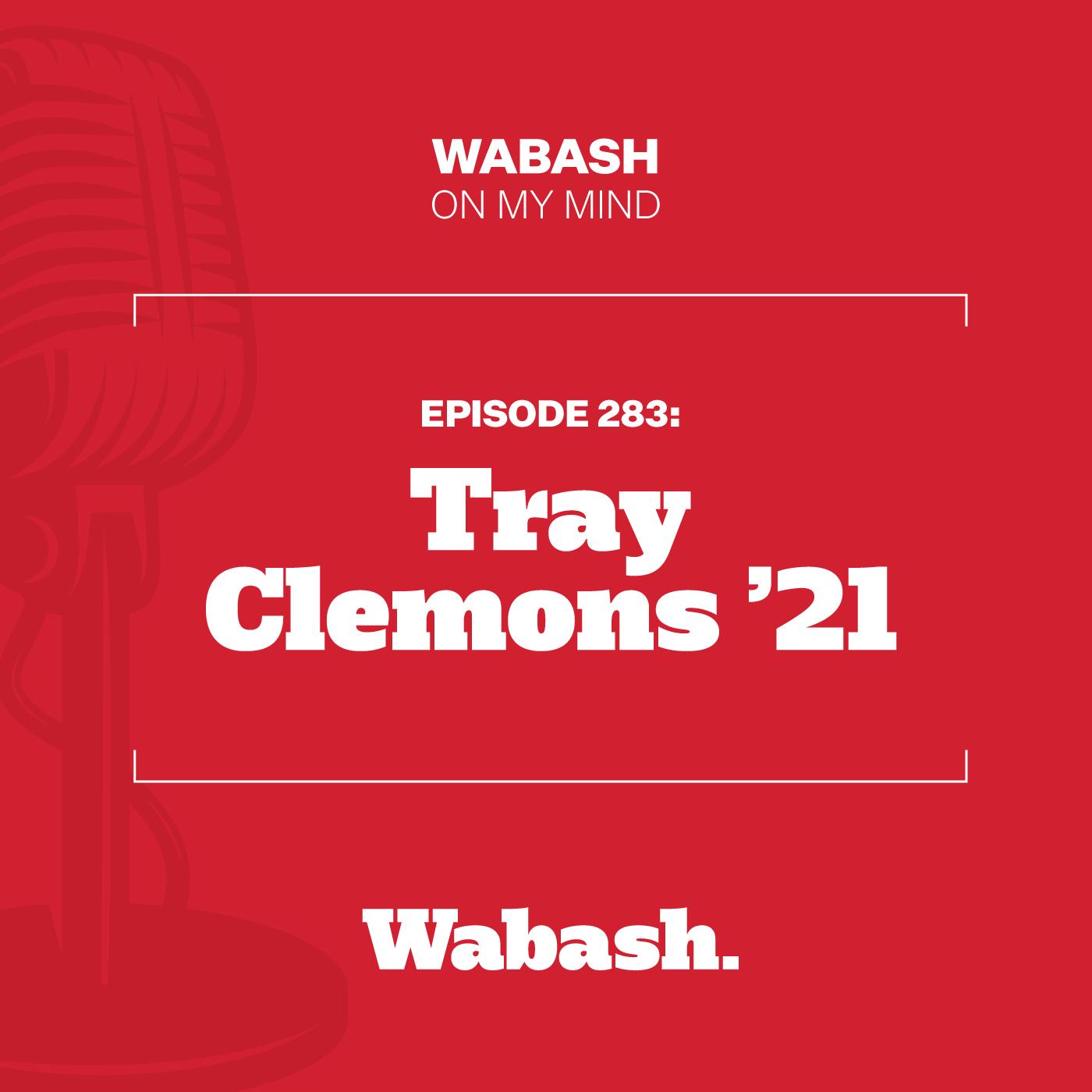 #283: Tray Clemons '21