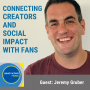 Artwork for Connecting Creators and Social Impact with Fans