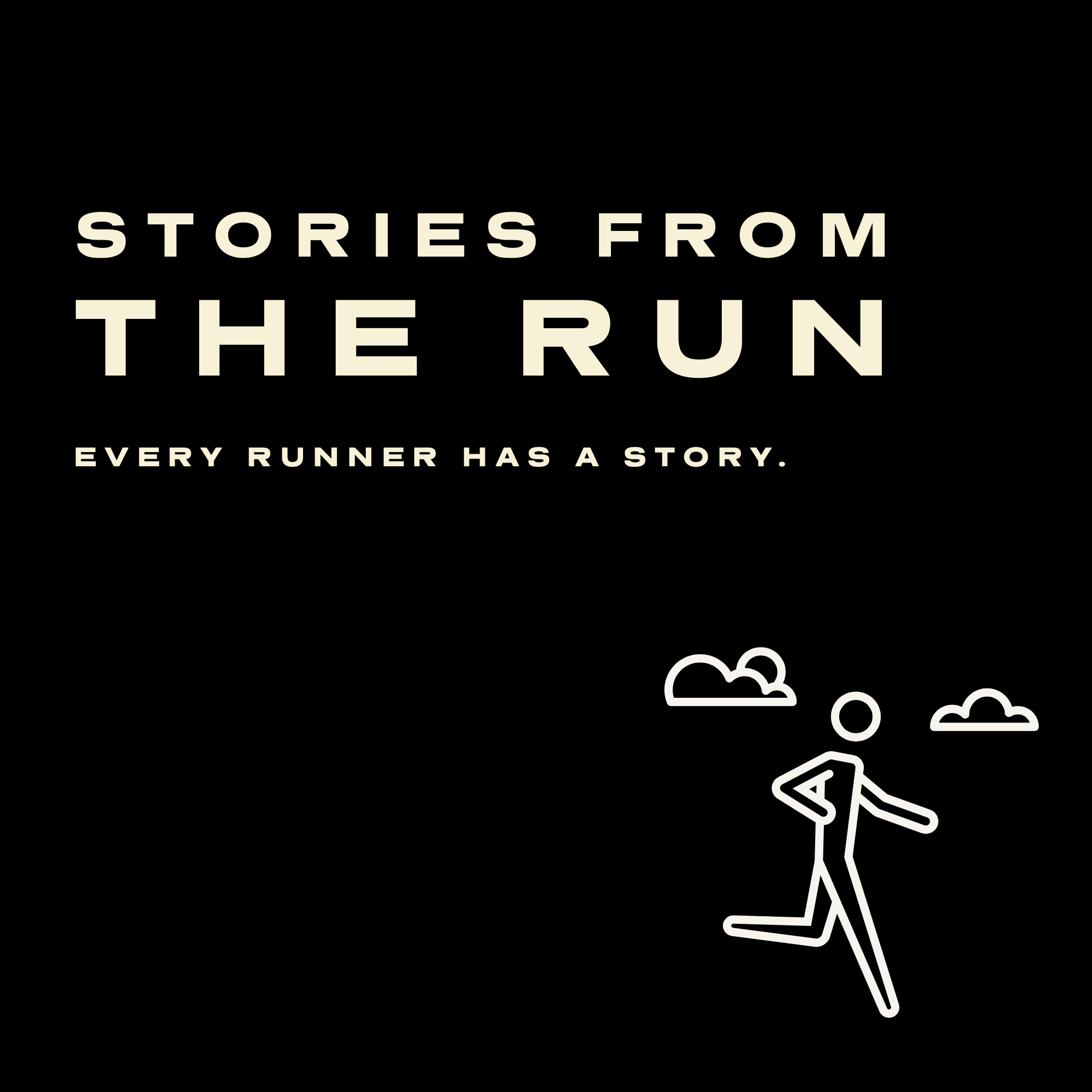 Stories from the Run show art