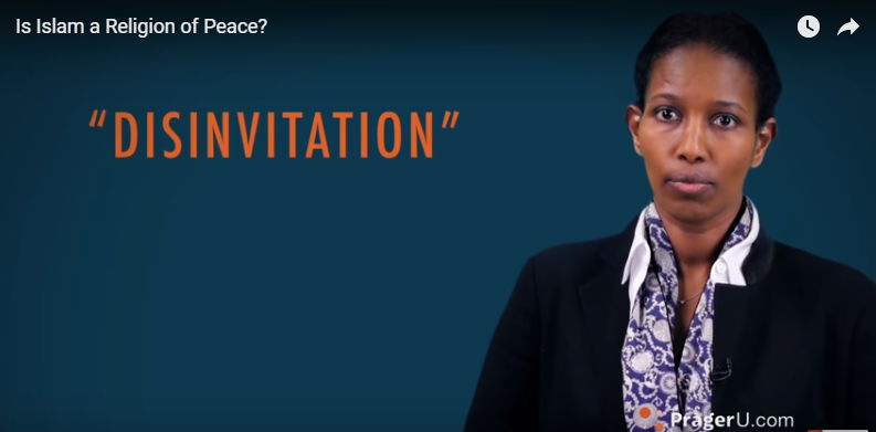 Prager U - Ayaan Hirsi Ali