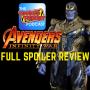 Artwork for Avengers: Infinity War Spoiler Review