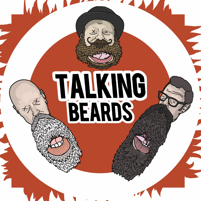 Artwork for EP.94-Douglas Smythe on Talking Beards