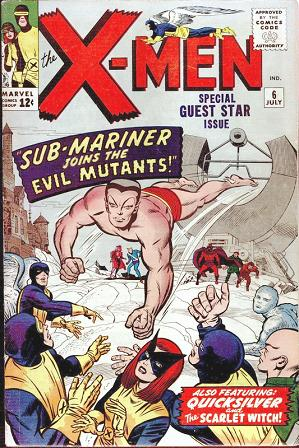 The X-Men Blog -- The X-Men 6