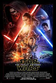 Artwork for BlogalongaStarWars- 'Star Wars- The Force Awakens'