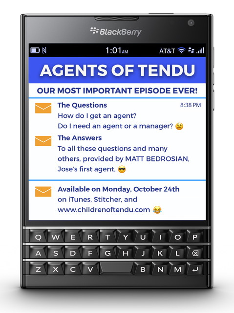 Agents of Tendu