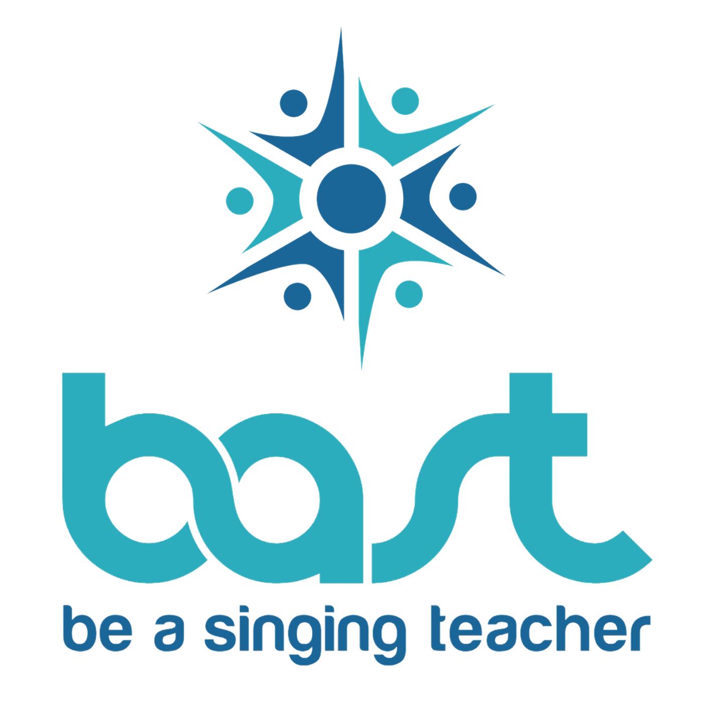 The Singing Teachers Talk Show show art