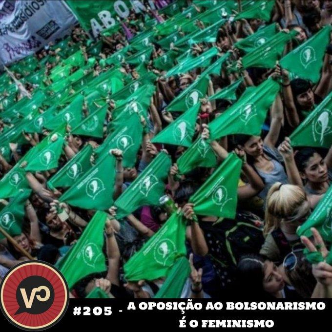 """#205 """"A oposição ao bolsonarismo é o feminismo"""" - com Luciana Boiteux"""