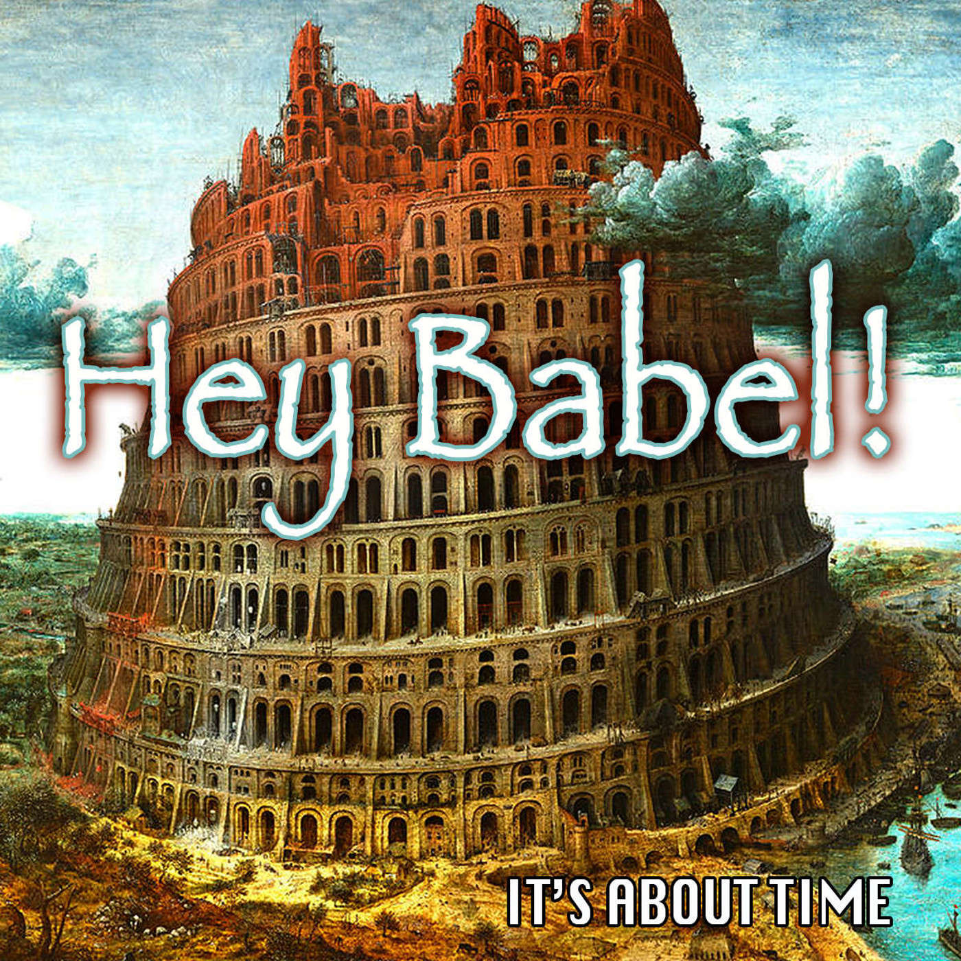 S01E10 - Hey Bable! - Time travel back to consult with Hammurabi.