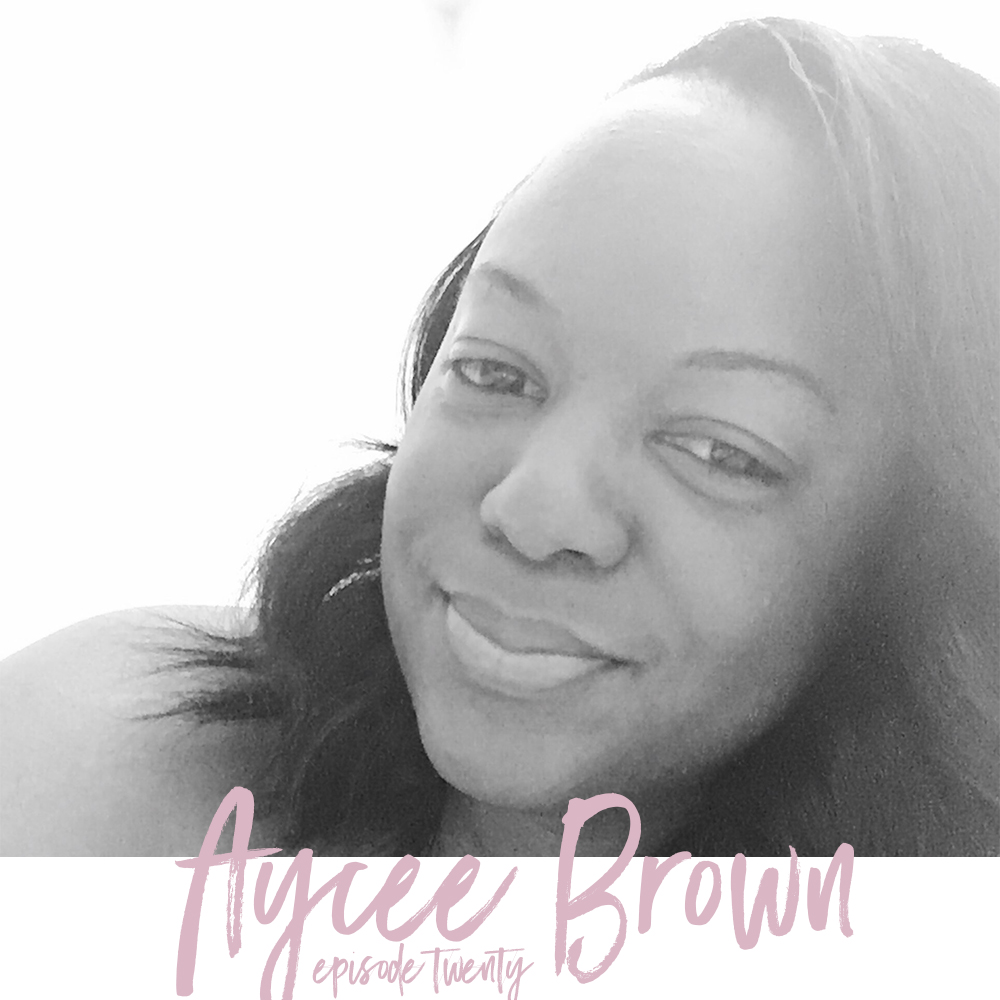 Artwork for EP 20: Branding, Business & Better Sleep with Aycee Brown, Founder of Goodnight Darling Co.