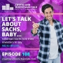 Artwork for Let's talk about Sachs, Baby! Is Goldman Sachs telling their investors to run from Bitcoin? #108