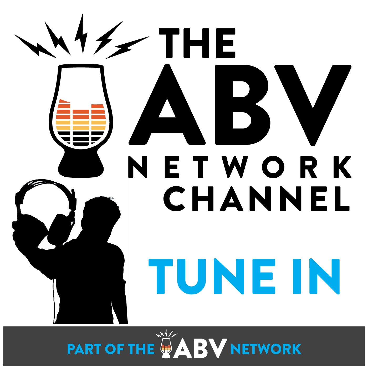 The ABV Network Channel show art