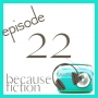 Artwork for Episode 22: Unique and Diverse Fiction with Joiya Morrison-Efemini