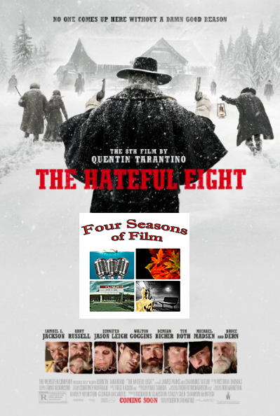 Artwork for Episode 11.05 - The Hateful Eight