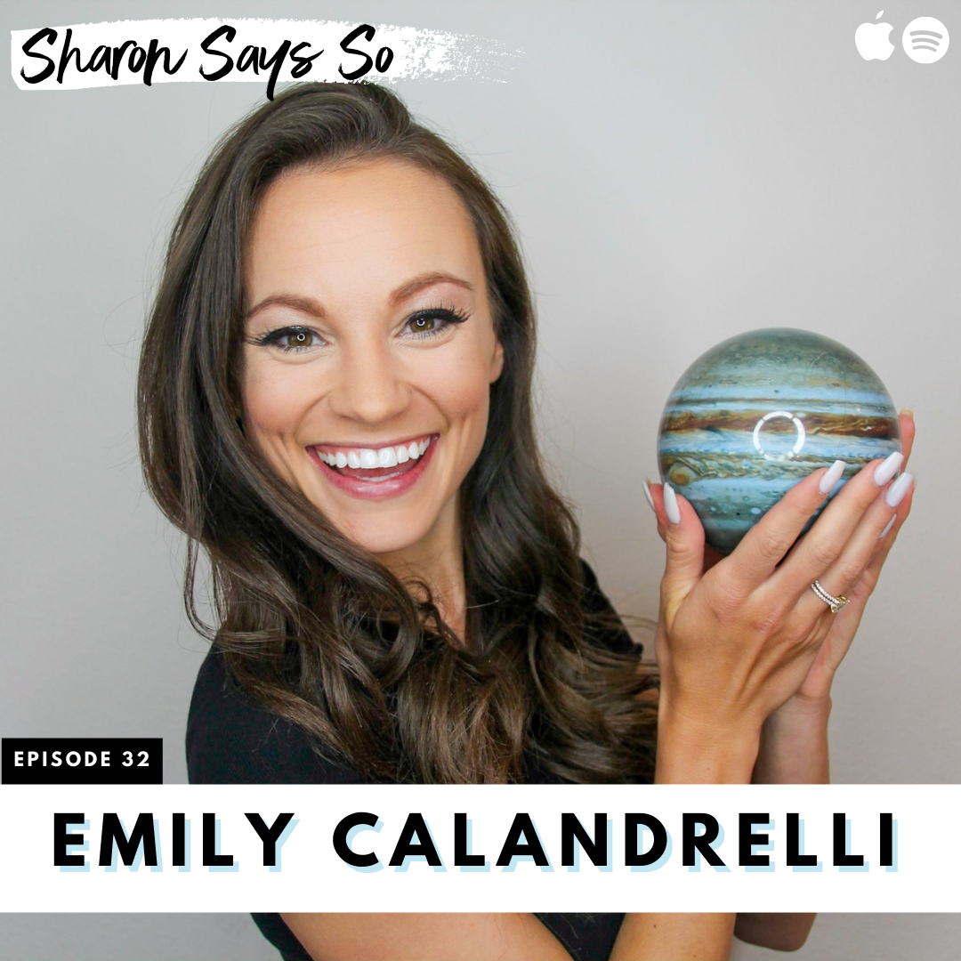 32. Stay Curious & Keep Exploring with Emily Calandrelli