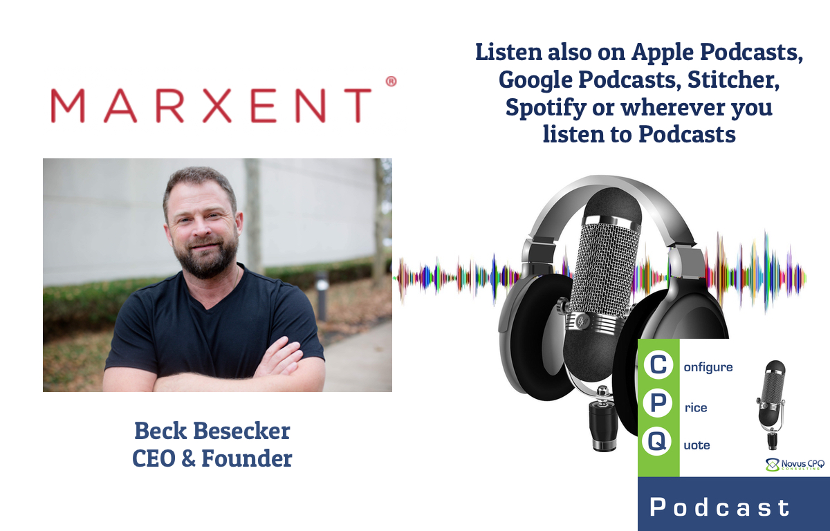 Interview with Beck Besecker, Founder & CEO Marxent