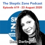 Artwork for The Skeptic Zone #619 - 23.August.2020