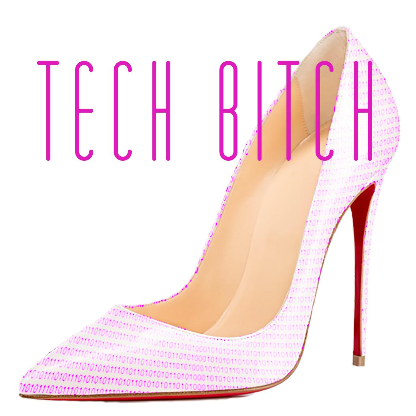 Tech Bitch Podcast show art