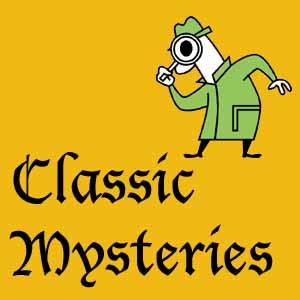Classic Mysteries show art