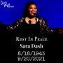 Artwork for Sara Dash final interview before her untimely death