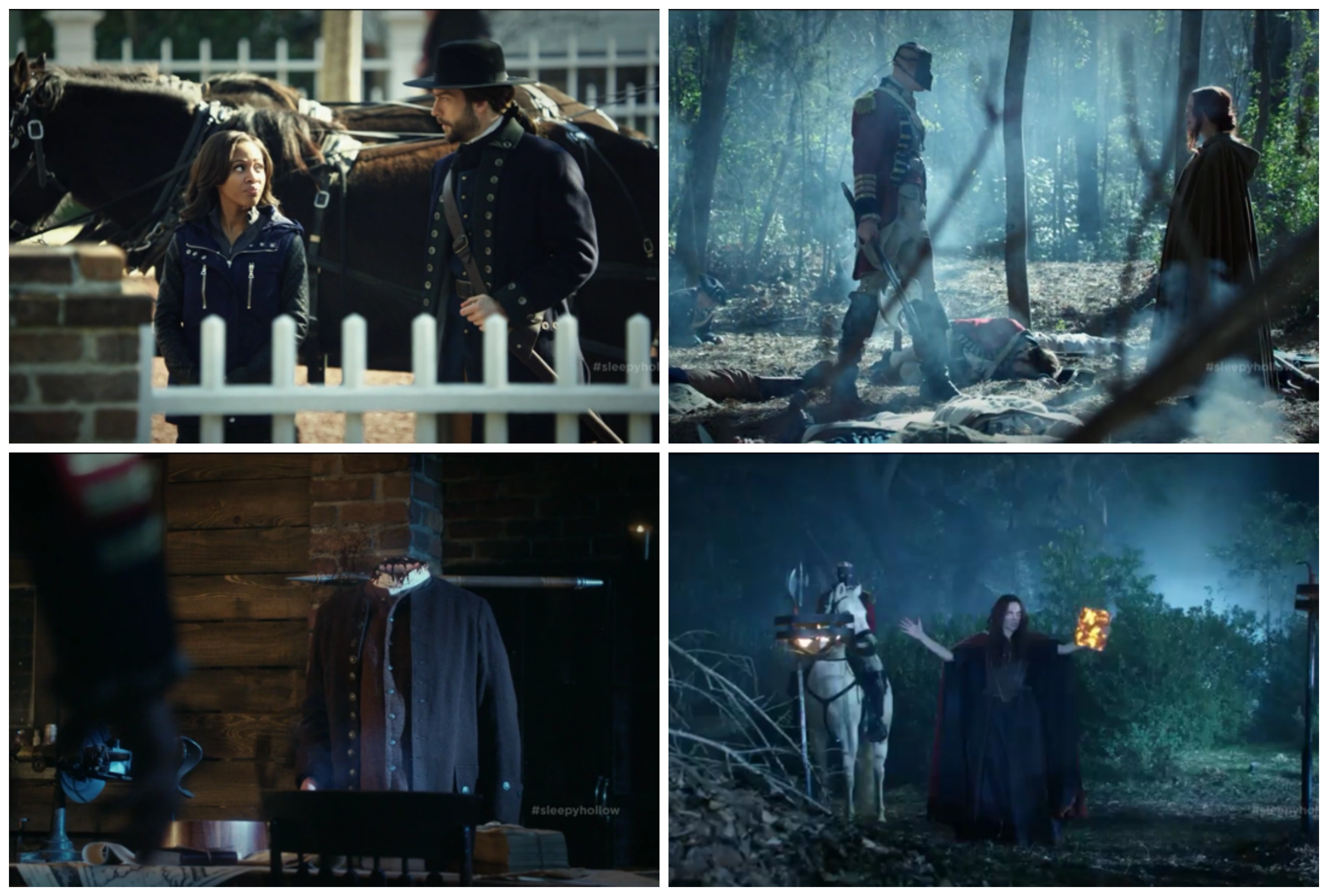 Episode 187: Sleepy Hollow - S2E18 - Tempus Fugit