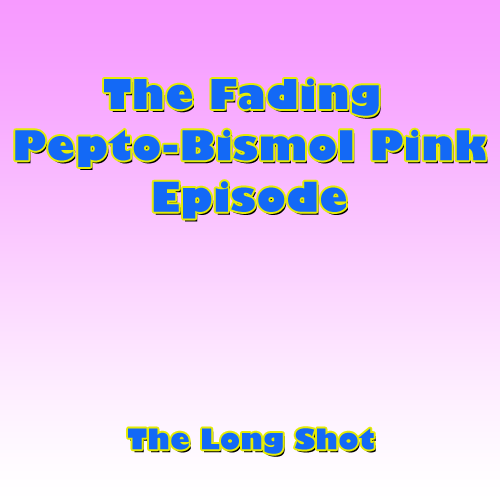 Episode #813: The Fading Pepto-Bismol Pink Episode featuring Andy Peters