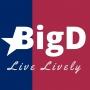 Artwork for Big D Live Lively: Episode 7 - Yoga