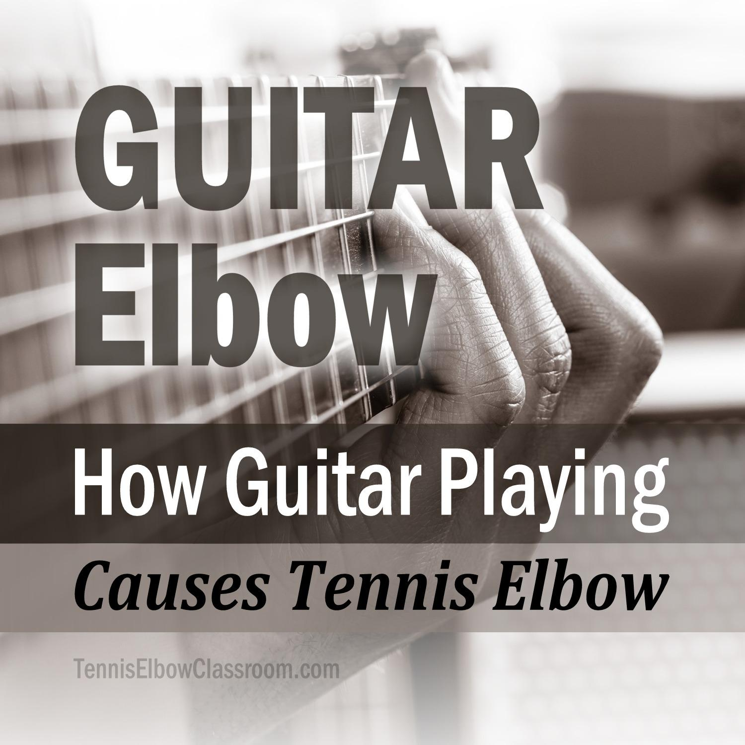Guitar Elbow Podcast Episode Artwork